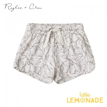 【Rylee+Cru】 fern swim trunk 【4-5歳/6-7歳/8-9歳/10-12歳】  水着 男の子 RCR050VY ライリーアンドクルー 2021SS ykz