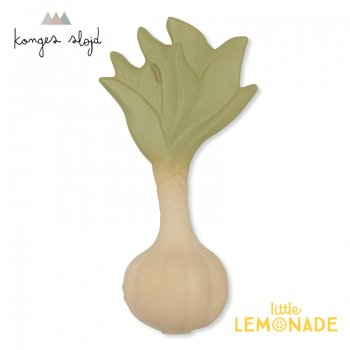 【Konges Sloejd】 TEETH SOOTHER VEGETABLES 歯固め やさいの形 はがため 野菜 歯がため おもちゃ (KS2199)