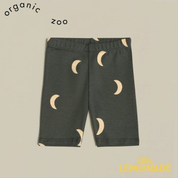 【organic zoo】 Shadow Midnight Bike Shorts 【6-12か月/1-2歳/2-3歳/3-4歳】 月柄 (CLSMOZ) 21SS