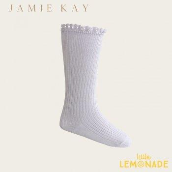 【Jamie Kay】 FRILL SOCKS - IRIS 【3-12か月/1-2歳/2-4歳】  靴下 ソックス ジェイミーケイ 21SS