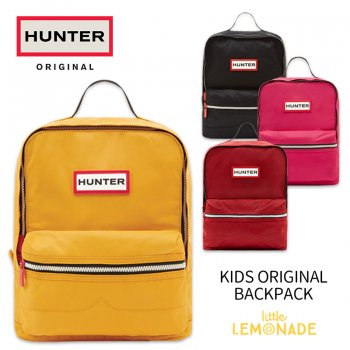<img class='new_mark_img1' src='https://img.shop-pro.jp/img/new/icons1.gif' style='border:none;display:inline;margin:0px;padding:0px;width:auto;' />【HUNTER】KIDS ORIGINAL BACKPACK キッズ オリジナル バックパック 子供用 リュック 10L キッズ JBB6005KBM