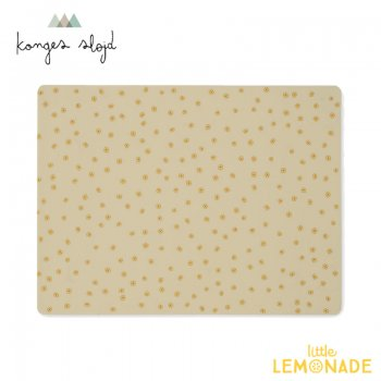【Konges Sloejd】 シリコンプレイスマット BUTTERCUP PLACEMAT SILICONE /(KS1361)