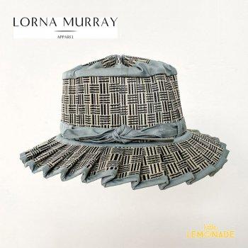 【Lorna Murray Apparel】  MAYFAIR/ NOTTING HILL Mサイズ・Lサイズ  ローナマーレイ 大人サイズ ハット 【送料無料】 YKZ