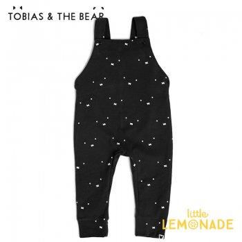 【Tobias & The Bear】 ミッフィー フェイス サロペット ダンガリー【3-6/6-12/12-18/18-24か月】21AW   (MIFFLFD)