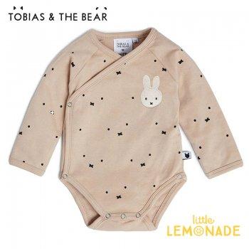 【Tobias & The Bear】 Miffy & Friends little faces kimono 長袖 【3-6/6-12か月】 ミッフィー 21AW  MIFFLFKI