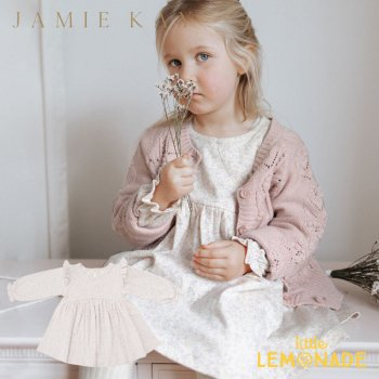 <img class='new_mark_img1' src='https://img.shop-pro.jp/img/new/icons1.gif' style='border:none;display:inline;margin:0px;padding:0px;width:auto;' />【Jamie Kay】 FRANKIE DRESS - HANA FLORAL 【1歳/2歳/3歳/4歳】   ワンピース 花柄 ジェイミーケイ