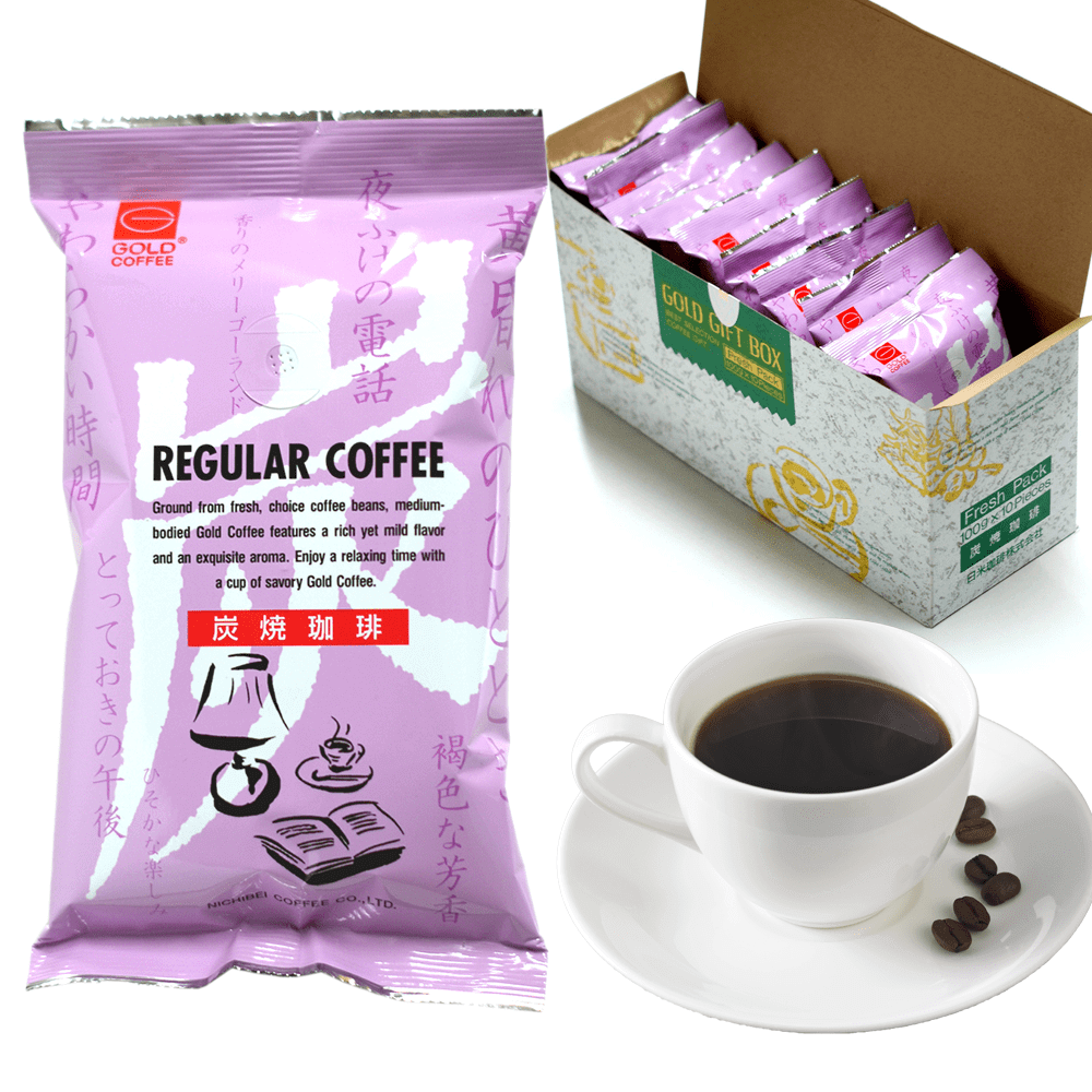 神戸珈琲職人 パック レギュラーコーヒーギフト 炭焼珈琲(約100杯分)