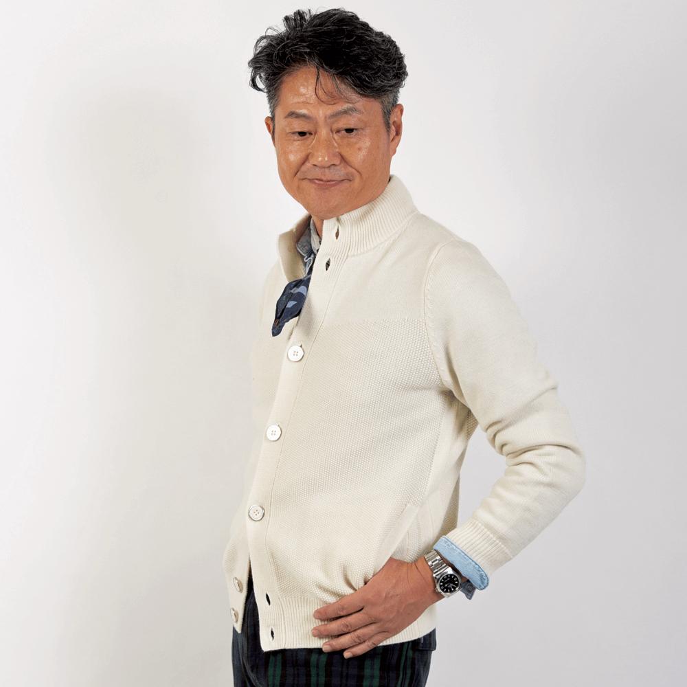 【3色】スタンドカラージャケット【hbkk】
