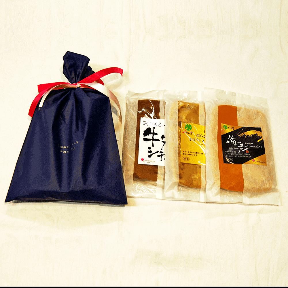 itsu葉のレトルト商品選べる3種セット