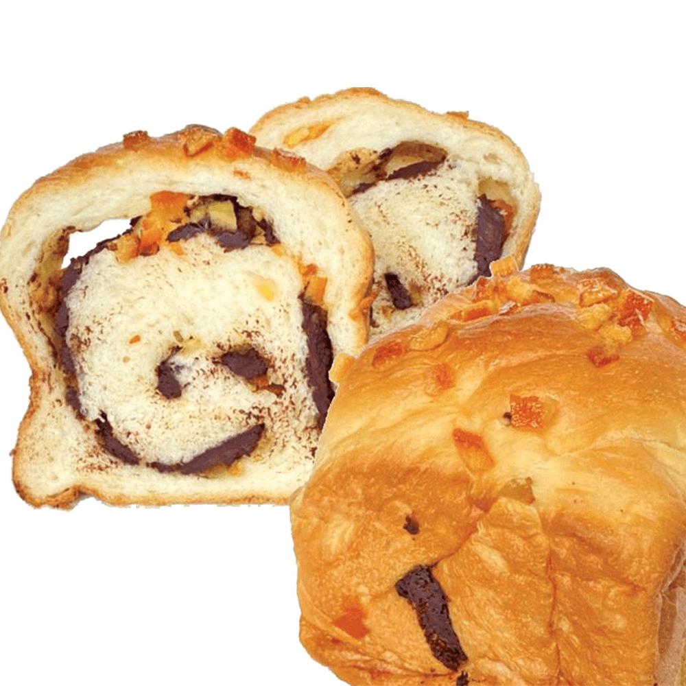 神戸麦の星 食パン 半斤(オレンジチョコパン・玄米食パン・玄米あん食パン・オレンジピール食パン)【パン以外の商品との同時購入不可】