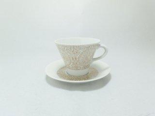 フィリグラン Filigran コーヒーカップ 金