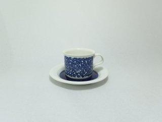 ファエンツァ  Faenza コーヒーカップ 青 *複数在庫