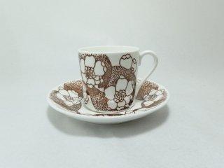 エマ(Emma) コーヒーカップ ブラウン