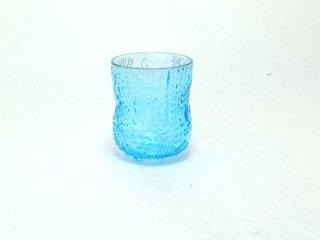 ファウナ Fauna ショットグラス ブルー *複数在庫
