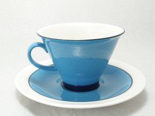 ハレキン(Harlekin) ターコイズ(Turkos )コーヒーカップ *複数在庫