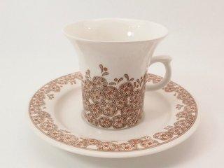 ヴェロニカ(Veronica) コーヒーカップ&ソーサー *複数在庫