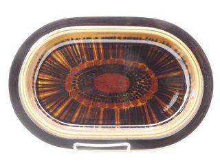 コスモス(Kosmos) オーバルプレート