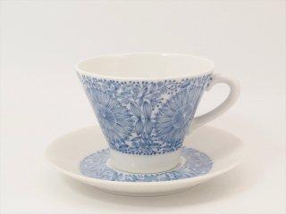 フィリグラン(Filigran)コーヒーカップ&ソーサー