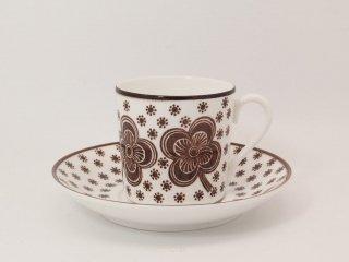 フラワー(Flower) / コーヒーカップ&ソーサー