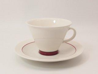 ハレキン(Harlekin) レッドハット(Red Hat) / コーヒーカップ&ソーサー *複数在庫