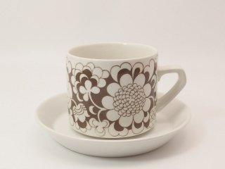 ガーデニア(Gardenia) / ティーカップ&ソーサー