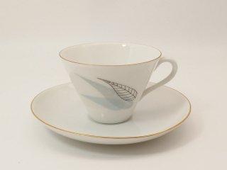アイリス(Iris) / コーヒーカップ&ソーサー *複数在庫