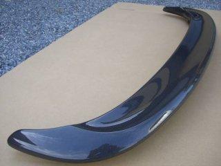 カプチーノ用トヨシマクラフトオリジナルカーボン製リアウイング