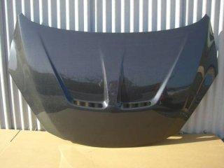 デミオDE系用トヨシマクラフト製クーリングカーボンボンネット