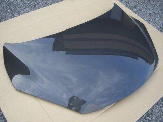 デミオDE系用トヨシマクラフト製平織りカーボンボンネット