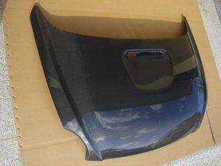 コペン用トヨシマクラフトオリジナル平織りカーボントランク
