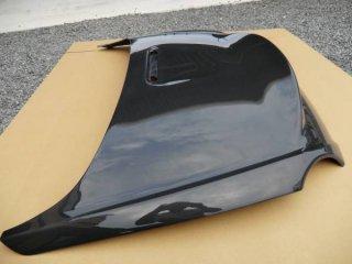 コペン用トヨシマクラフト製カーボンダックテールトランク