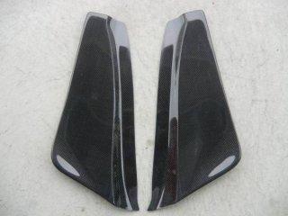 S2000前期ノーマルバンパー専用カーボン製リアカナード