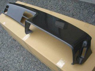 AE86用平織カーボン製ダッシュボードカバー