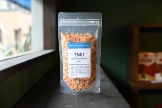 TMU. (トゥール豆、マス—ル豆&ウラド豆) ※ネパールスタイルミックスダル 200g