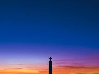 ユーラシア大陸最東端の岬(Portugal,Cabo da Roca)