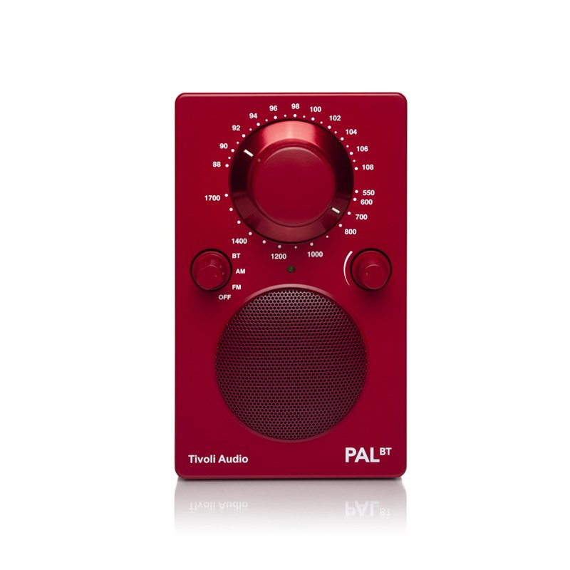 <img class='new_mark_img1' src='https://img.shop-pro.jp/img/new/icons5.gif' style='border:none;display:inline;margin:0px;padding:0px;width:auto;' />PAL BT2 | Tivoli Audio | チボリオーディオ  | ワイドFM/AMラジオ付Bluetoothスピーカー