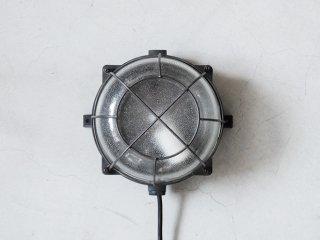 フランス製 丸型カプセルランプ