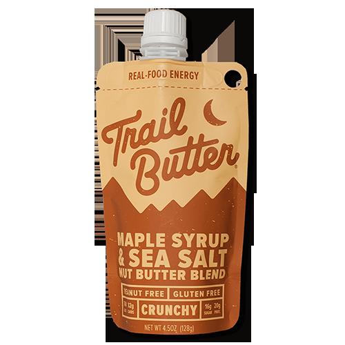 Trail Butter / メープル&シーソルト / 4.5oz