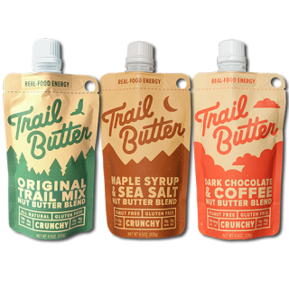 Trail Butter / 3本パック(メープル、クランベリ、ダークチョコレート)/ 4.5oz