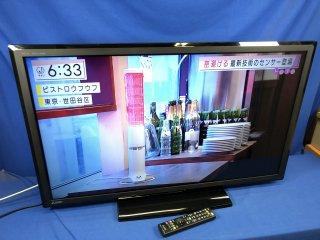 <img class='new_mark_img1' src='https://img.shop-pro.jp/img/new/icons15.gif' style='border:none;display:inline;margin:0px;padding:0px;width:auto;' />【中古販売】MITSUBISHI 2015年 LCD-40ML7 40V型 液晶テレビ オートターン機能