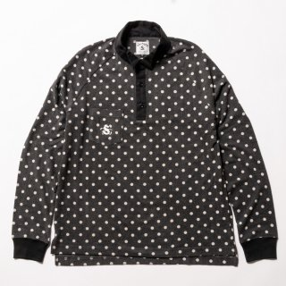Golf Shirts Wing Collar L/S, Dot