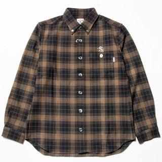 B.D.Shirts, BrownCheck