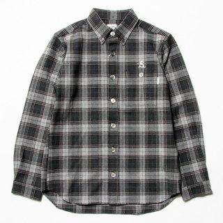 B.D.Shirts, GrayCheck