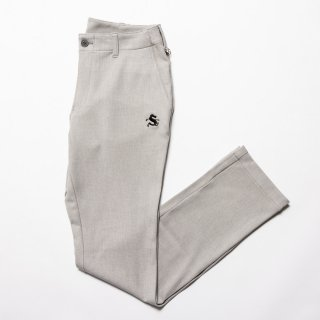 <img class='new_mark_img1' src='https://img.shop-pro.jp/img/new/icons13.gif' style='border:none;display:inline;margin:0px;padding:0px;width:auto;' />Soft Slim-fit Slacks, Gray