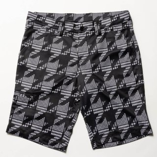<img class='new_mark_img1' src='https://img.shop-pro.jp/img/new/icons13.gif' style='border:none;display:inline;margin:0px;padding:0px;width:auto;' />Flat Front Golf Shorts, Big Houndtooth