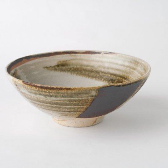 ビードロ鉄絵 丼鉢