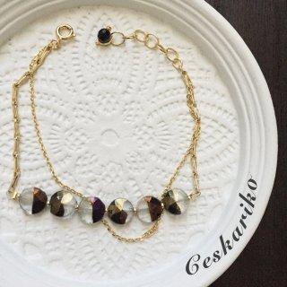 monotone design bracelet