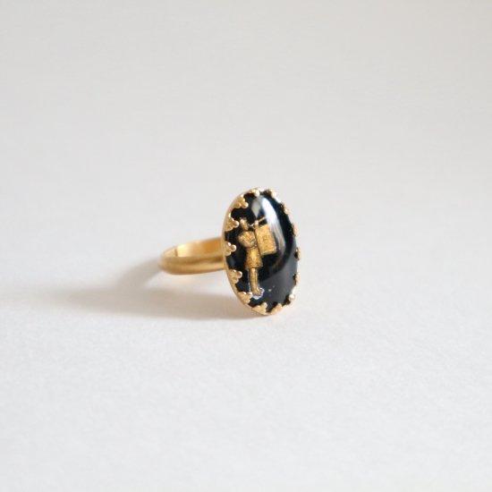 Vintage Intaglio  ring