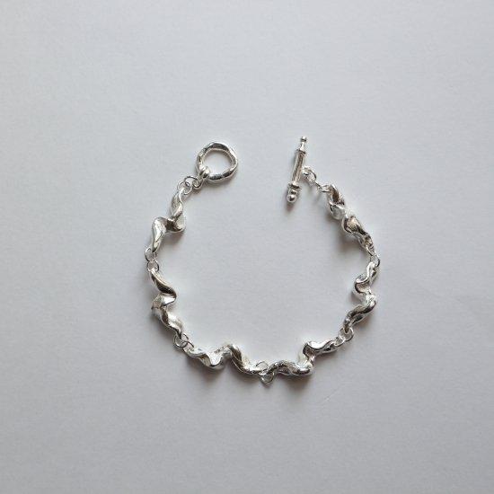 【Silver925】 Crotchet rest bracelet