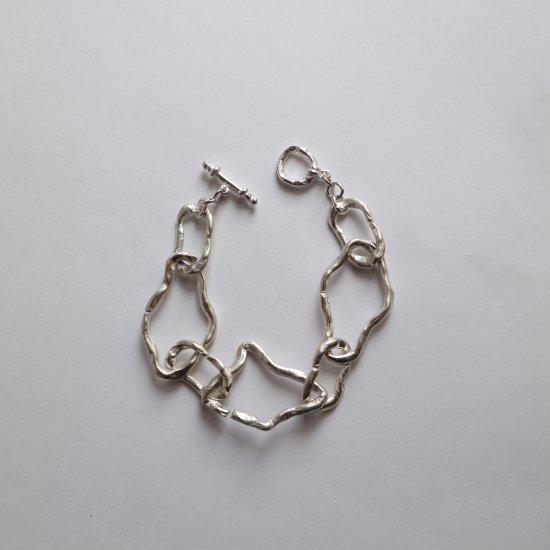 【Silver925】Mythical jewelry〜Gaia bracelet〜
